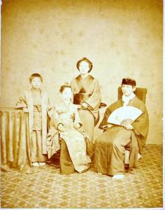 家族写真(琴石中国風)
