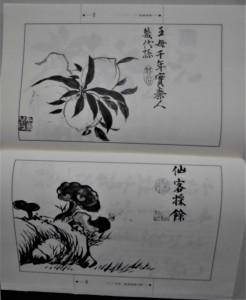 中国 最初の図
