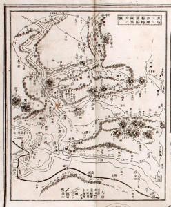 左上 地図(月瀬)